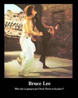 Bruce Lee Poster by Otakurec37