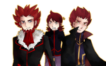 Lysandre Silver and Lance