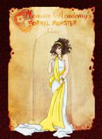 Monster Academy - Formal Rhea