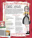 Ever After High: Odila Atratus