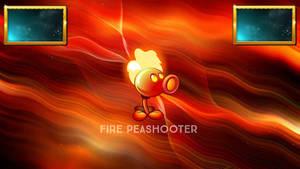 Plants Vs Zombies 2: Fire Peashooter