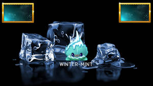 Plants Vs Zombies 2: The Winter-Mint