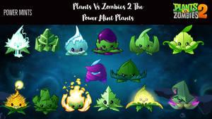 Plants Vs Zombies 2:Power Mints