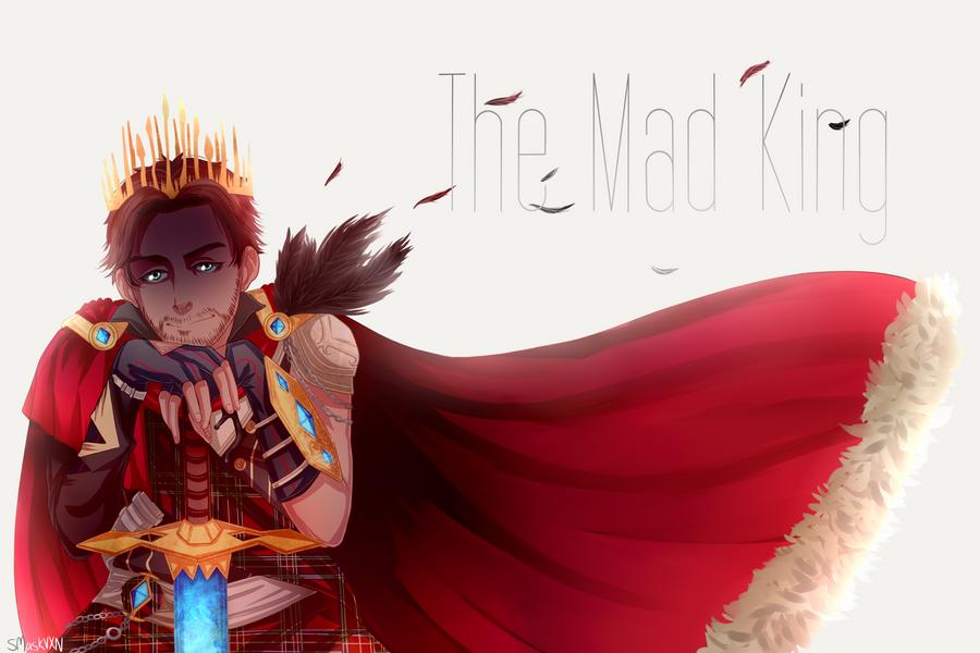 Mad King by SMaskVXN