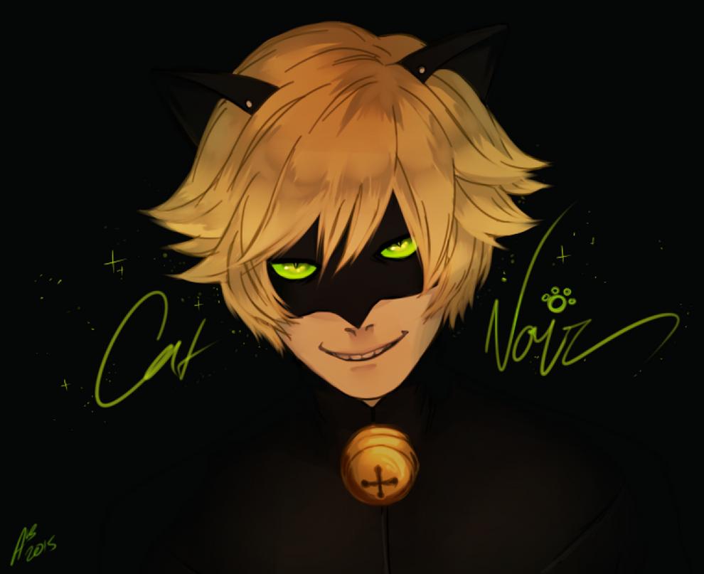 Cat Noir by SMaskVXN
