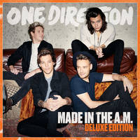 One Direction - Made In the A.M. (Deluxe Edition) by FadeIntoBlackness