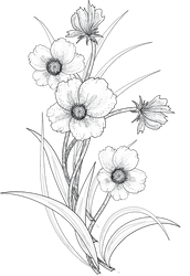 flowers 3 png by roula33