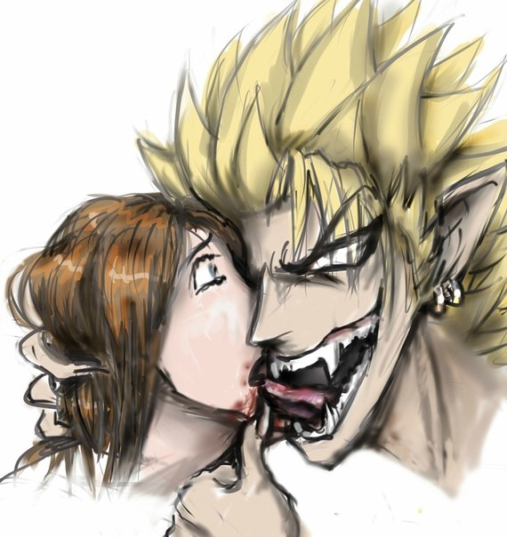 Kiss Mamori And Hiruma Yoichi Eyeshield 21 By Taiz44