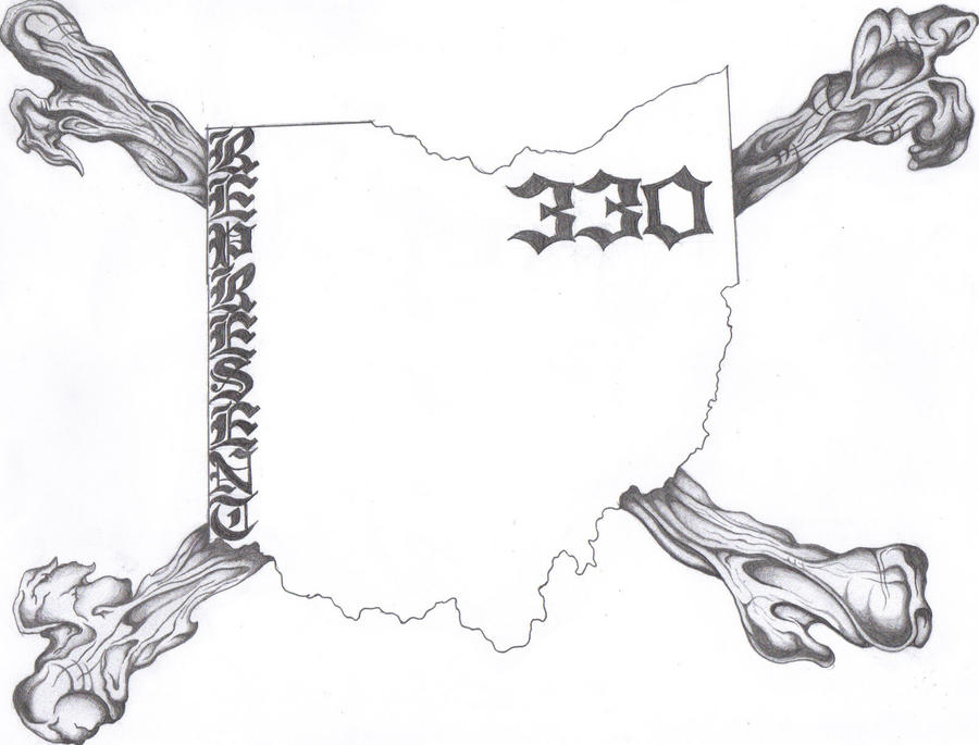 20 Top Ohio Outline Images For Pinterest Tattoos