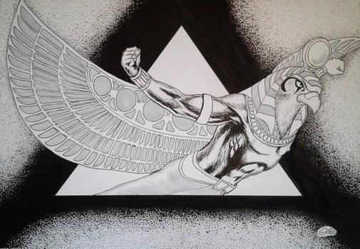 HORUS by Alain GILOT