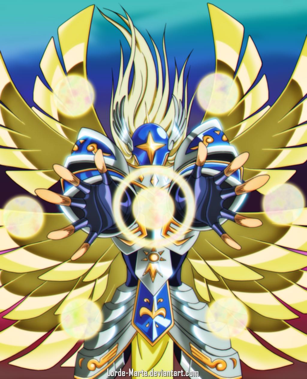 Seraphimon Wallpaper Seraphimon by Lorde-Ma...