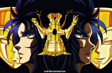 Gemini - Saga and Kanon by Lorde-Marte