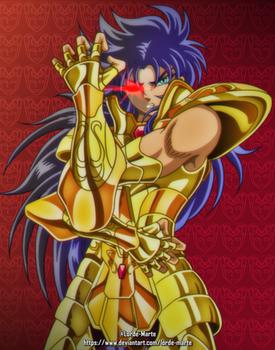 Gemini Saga- Omega Color