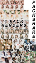 PACK SHARE by Wismonth