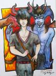 Devil/Man