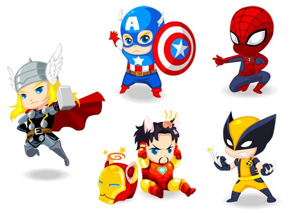 Avengers by koratCF