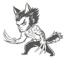Wolverine Q by koratCF