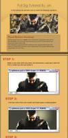 Full sig tutorial