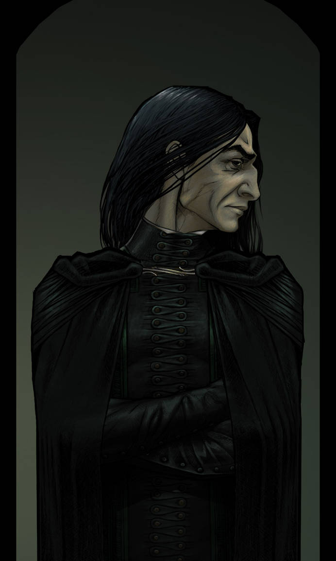 Snape in a Cape