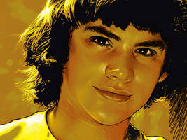 Adric by Lithrael