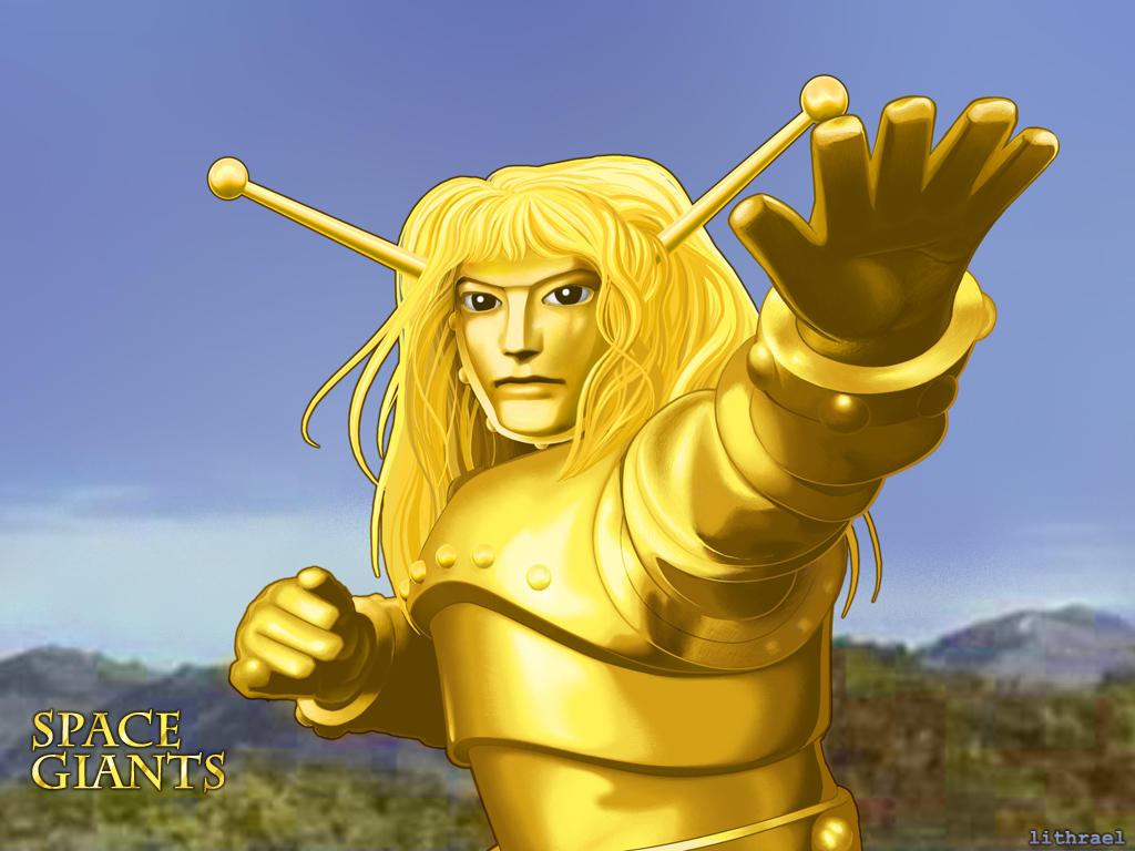 'Power Rangers' Movie Version of Goldar Will Melt Your Brain (Photo)