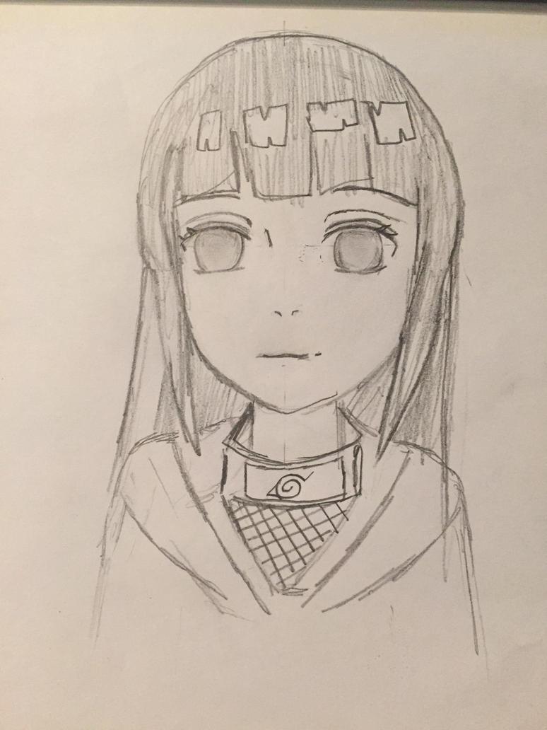 Hinata Hyuuga by AgusLaLoca
