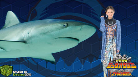 Doubutsu Sentai Zyuohger Splash #02: Sela/Shark by DaVinci030