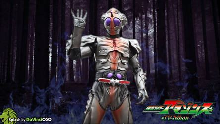 Kamen Rider Amazons Splash #2: Amazon Sigma by DaVinci030