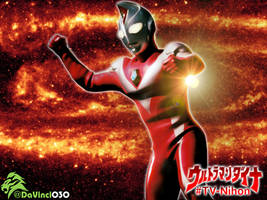 Ultraman Dyna Splash #5 by DaVinci030