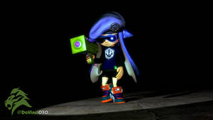 [GMOD] My other inksona, Mako in the dark by DaVinci030