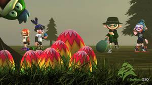 [SFM] Easter Egg Hunt by DaVinci030