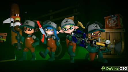 [SFM] Let's Hunt Some Power Eggs, Team!