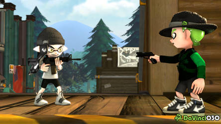 [SFM] Gunfight!!! by DaVinci030