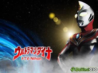 Ultraman Dyna Splash #7 by DaVinci030