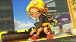 [SFM] Roller Golden Octo Girl