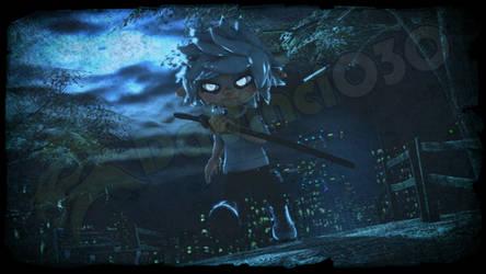 DV030 - Promo Art - Anime Boi