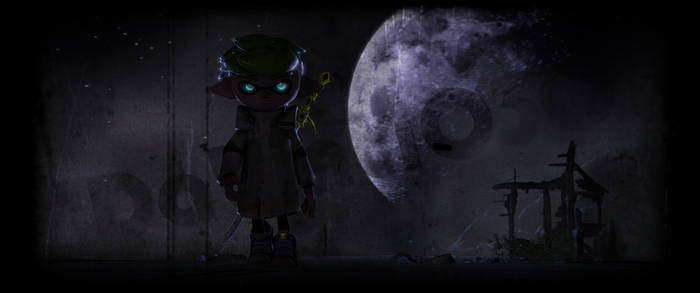 [SFM] Makai Knight (Splatoon version)