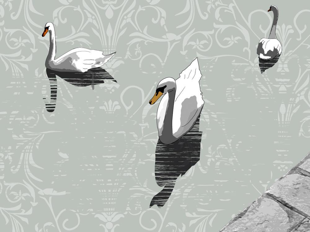 swan by atmosphair3