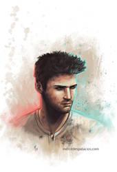 Uncharted 3 - Fan art