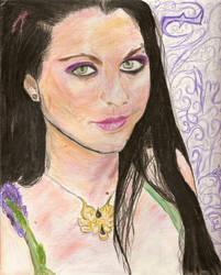 Amy- blush by RabidBallerina