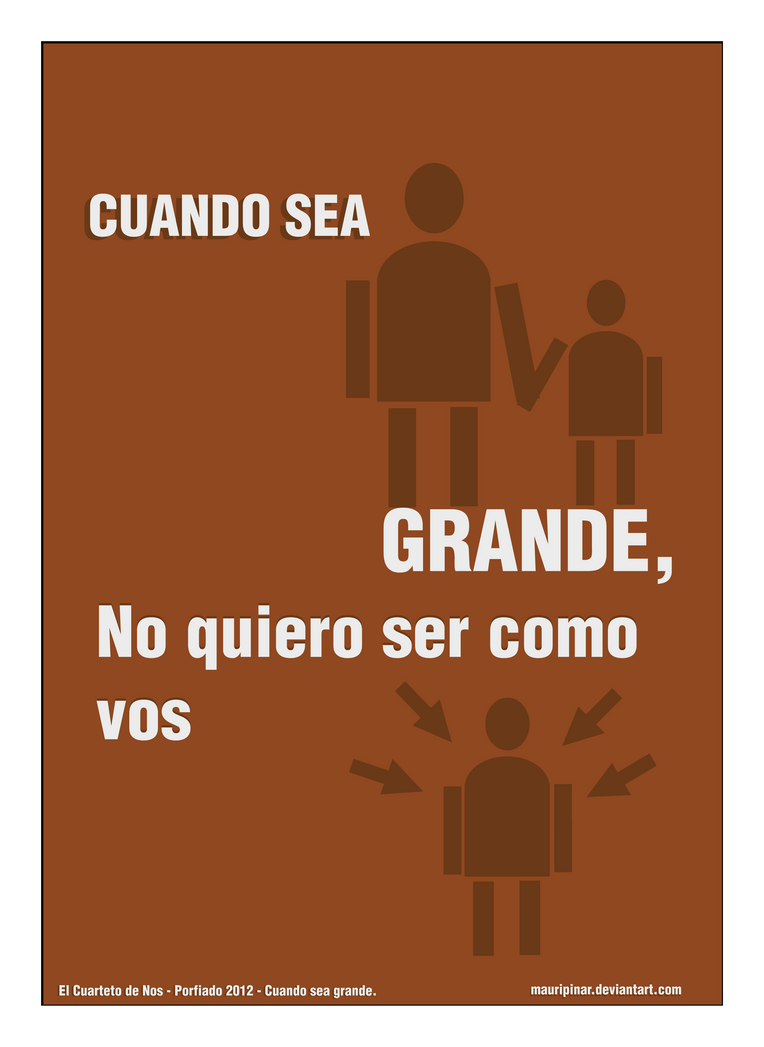 Poster, Cuando sea grande Poster__cuando_sea_grande_by_mauripinar-d53n4z7