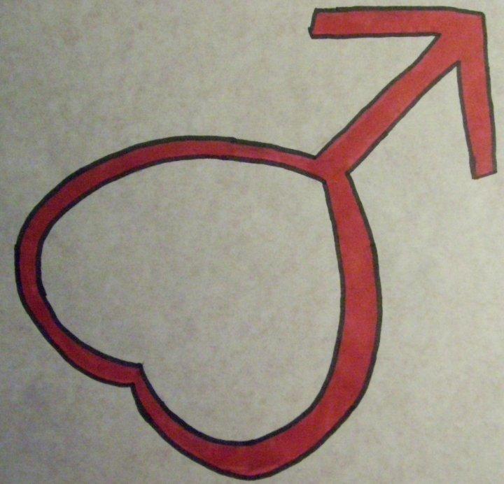 Sailor Mars Symbol by TifaFan10 on deviantART