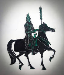 Ringwraith of Forod by skinlela