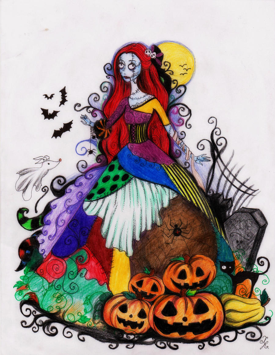 This is Halloween by La-Chapeliere-Folle