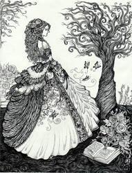 A Never Ending Fairytale by La-Chapeliere-Folle