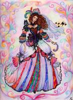Lady Inspiration by La-Chapeliere-Folle