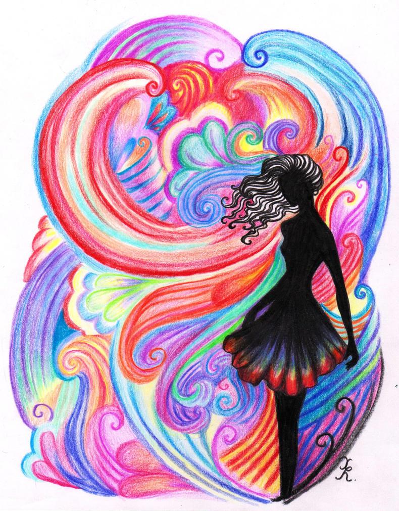 My Beautiful Insanity by La-Chapeliere-Folle