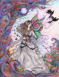 Of Painted Flowers, Fairytales and Dreams