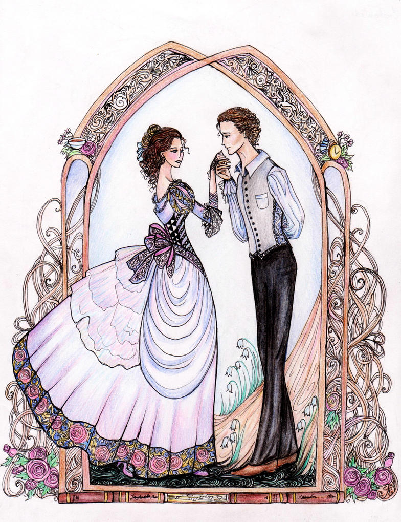 Enchanted by La-Chapeliere-Folle