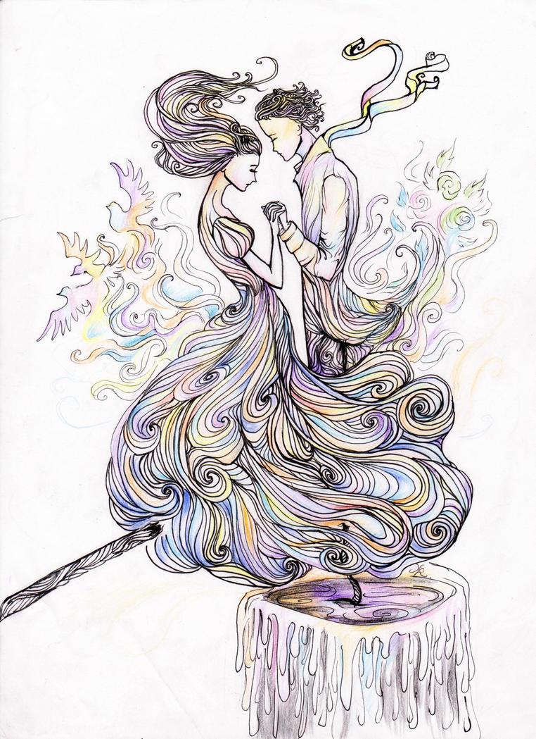 Marco's Wish by La-Chapeliere-Folle